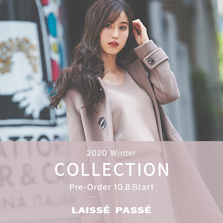 【LP】LOOK BOOK_WinterCollection
