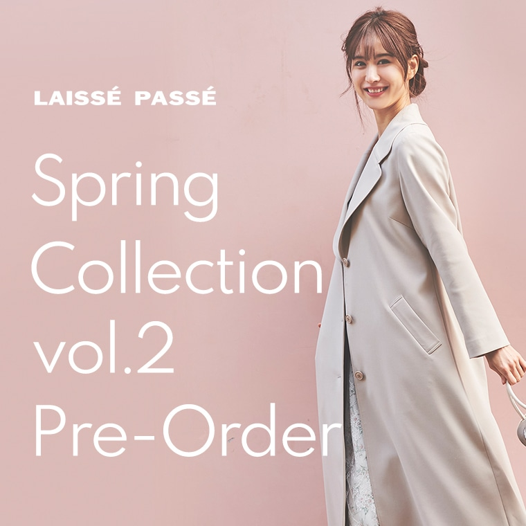 【LP】2021 Spring Collection LOOKBOOK