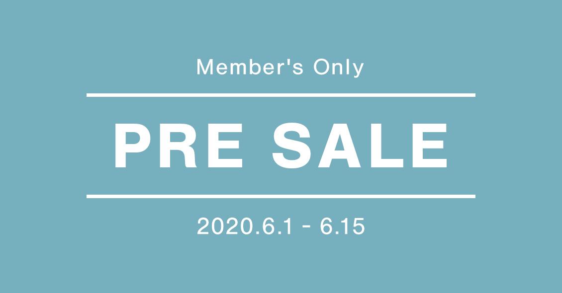 【全体】PRE SALE